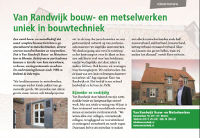 advertorial van randwijk